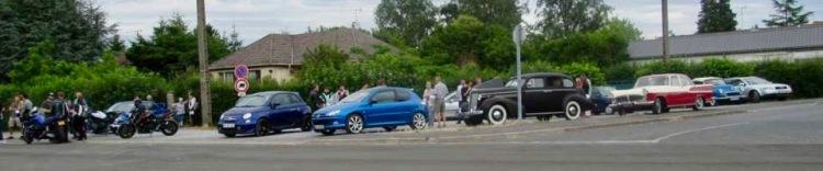 Rallye belles voitures en Ardenne : La RandoCuche !